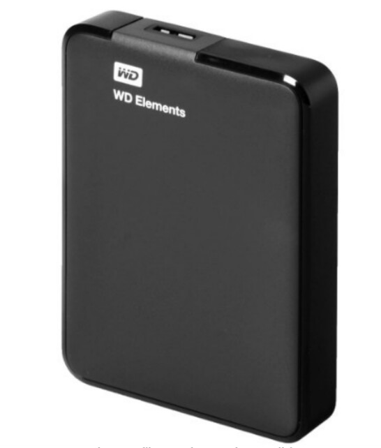 Hard Disk esterno offerte wd elements 2 tb memoria