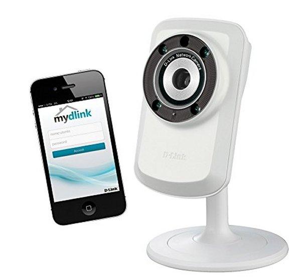 D-Link DCS-932L per migliori telecamere videosorveglianza