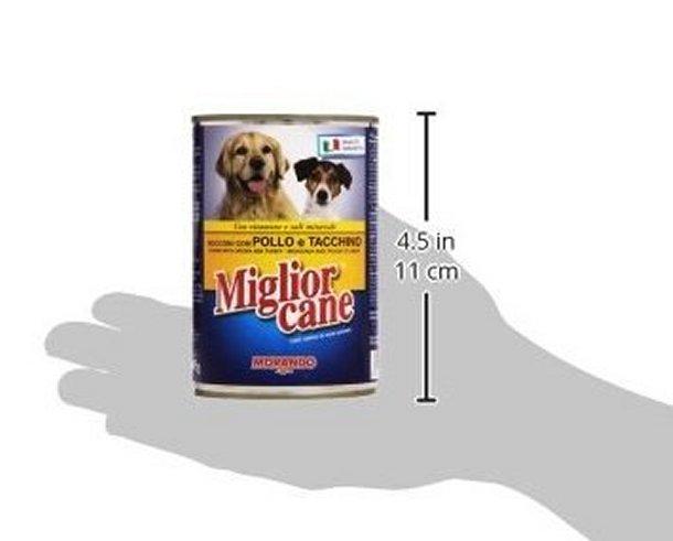 Migliorcane il mangime per cani migliore in commercio