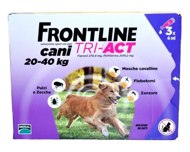 Frontline Antiparassitario per cani da scegliere