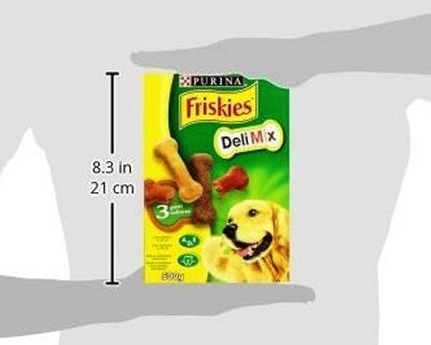 Miglior mangime per cani Friskies
