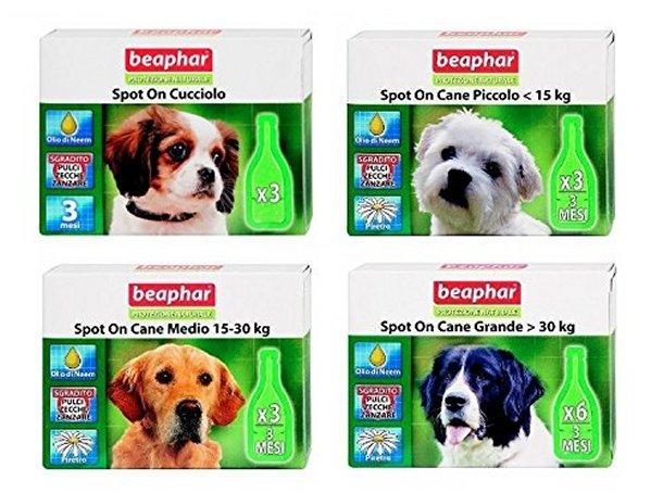 Beaphar Antiparassitario per cane da scegliere online
