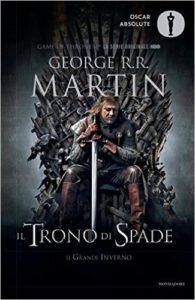 Il Trono di Spade Elenco Libri Il Grande Inverno