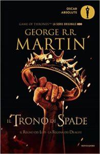 Il Trono di Spade Elenco Libri La Regina dei Draghi