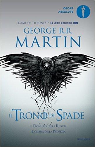 Elenco Libri del Trono di Spade L'ombra della profezia