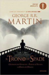 Libri di game of thrones La Danza dei Draghi