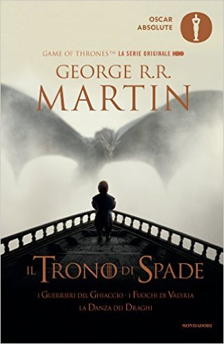 Libri di game of thrones La Danza dei Draghi