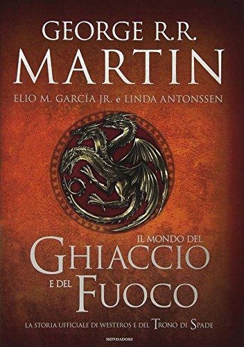 Il Trono di Spade Elenco Libri La storia di Westeros