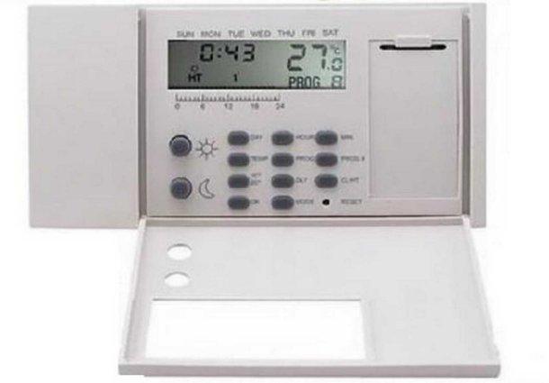 I 5 migliori termostati ambiente quale cronotermostato for Termostato lafayette istruzioni