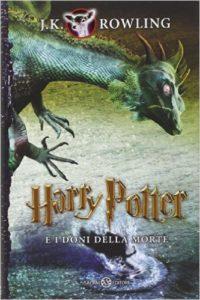 libri harry potter nuova edizione fantasy