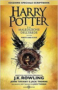 Libri Harry Potter Nuova Edizione Italiana: tutti i Romanzi Fantasy di Harry