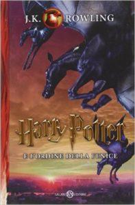 tutti i romanzi fantasy di harry potter