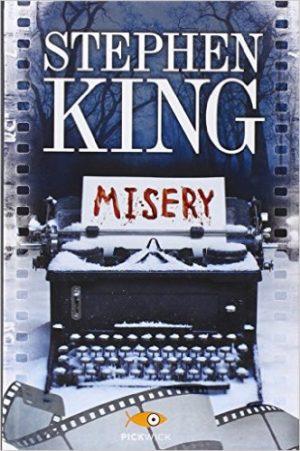 elenco libri stephen king misery