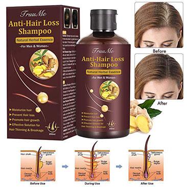 migliori shampoo anticaduta unisex