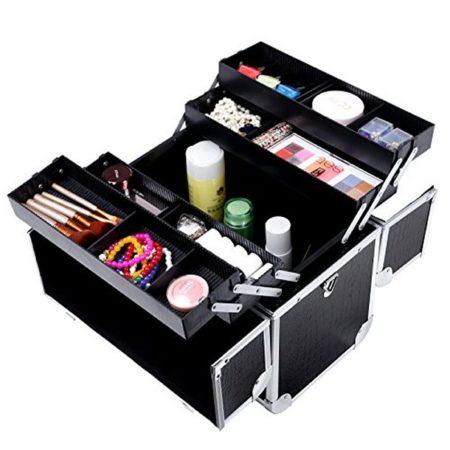 Le 5 migliori valigette porta trucchi economiche in commercio - Porta trucchi professionale ...