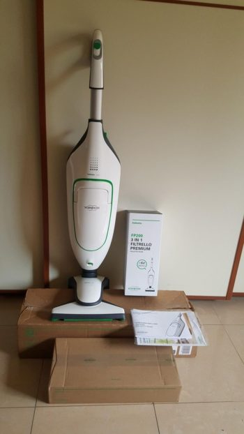Vorwerk folletto vk 200 opinioni e recensione dell for Dyson o folletto