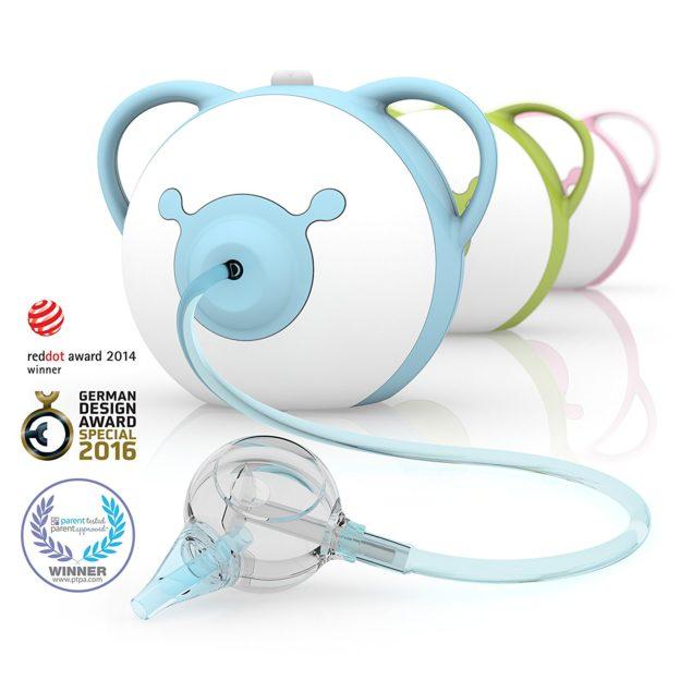 migliori aspiratori nasali elettrici per bambini
