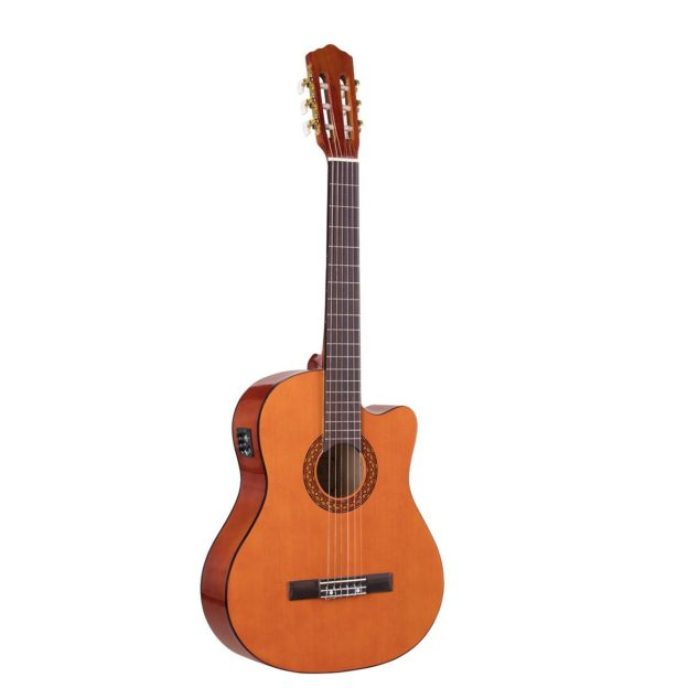 qual è la migliore chitarra classica amplificata per qualità prezzo