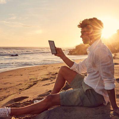 Nuovo e-Reader Kindle Oasis recensione