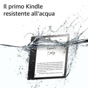 Recensione e-Reader Kindle Oasis 2017