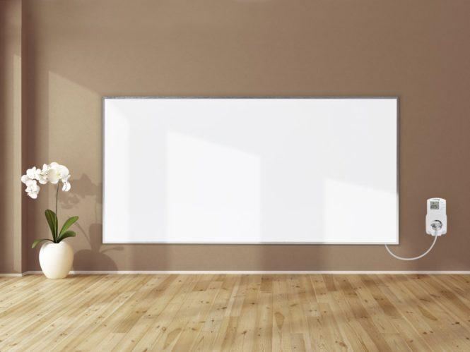 I 5 migliori pannelli radianti infrarossi qualit prezzo for Pannelli radianti infrarossi portatili