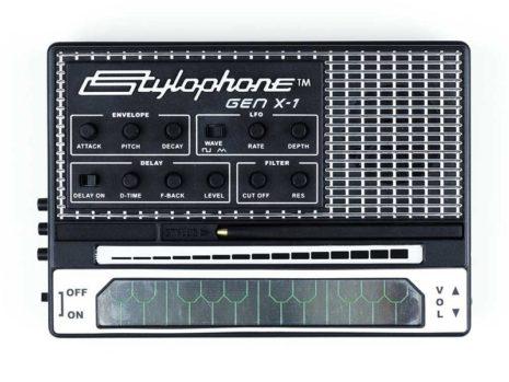 STYLOPHONE GEN X-1 migliori sintetizzatori analogici economici in commercio