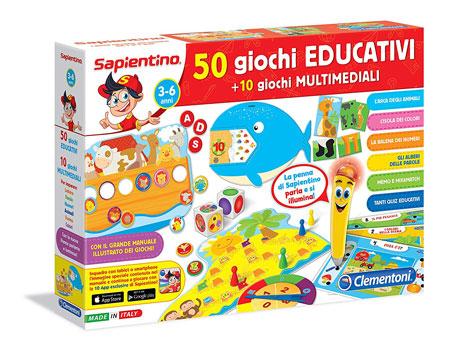 I 5 migliori giochi didattici per bambini di 5 6 anni for Giocattoli per bambini di 5 anni