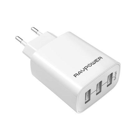 I 5 migliori Caricabatterie USB da Muro per qualità prezzo