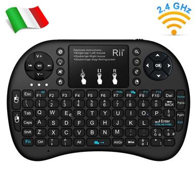 Come scegliere la miglior tastiera con touchpad wireless
