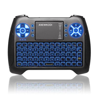 miglior Tastiera con Touchpad Wireless