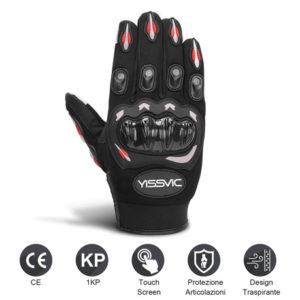 migliori guanti da moto per qualità prezzo