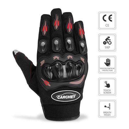 migliori guanti da moto qualità prezzo