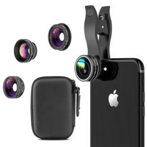 migliori lenti da microscopio per smartphone