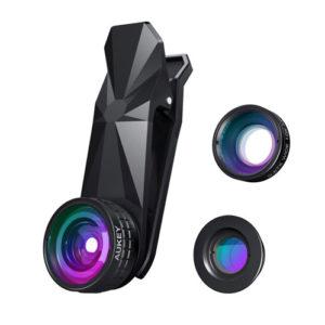 come scegliere una lente da microscopio per smartphone