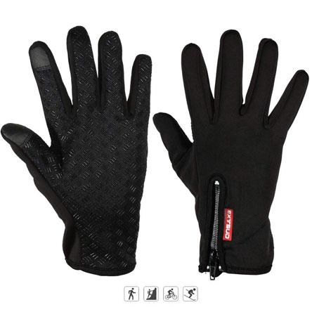 come scegliere un paio di guanti touchscreen invernali
