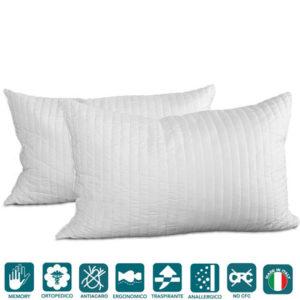 quali sono i migliori cuscini per dormire bene