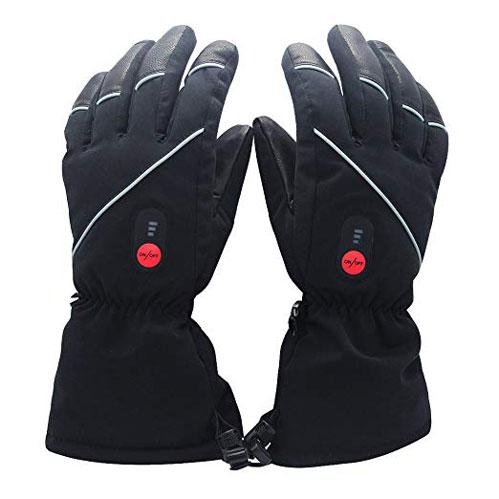 migliori guanti riscaldati per l'inverno
