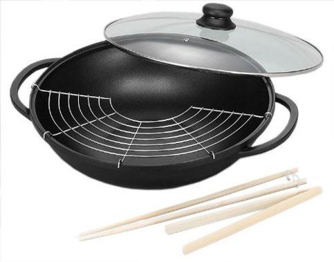 migliori padelle wok
