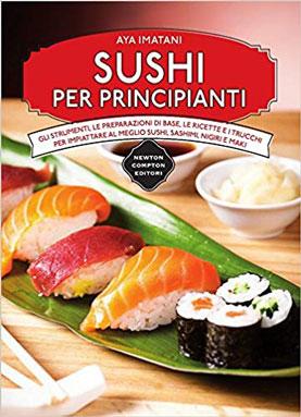 migliori libri sushi