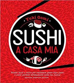 ricettario sul sushi